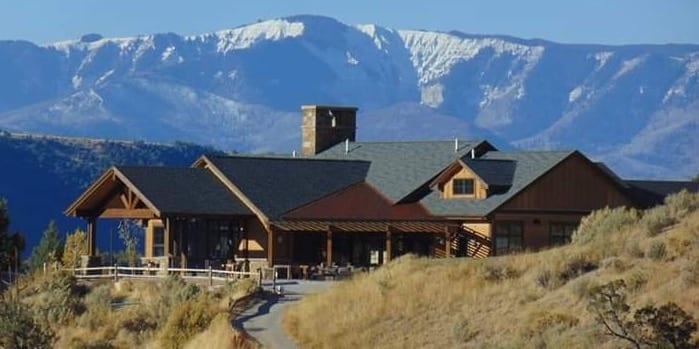 Lakota Golf Club New Castle CO Club House
