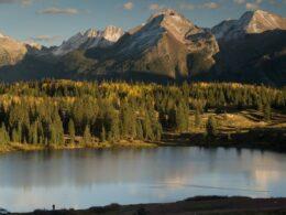 Molas Lake Silverton Colorado