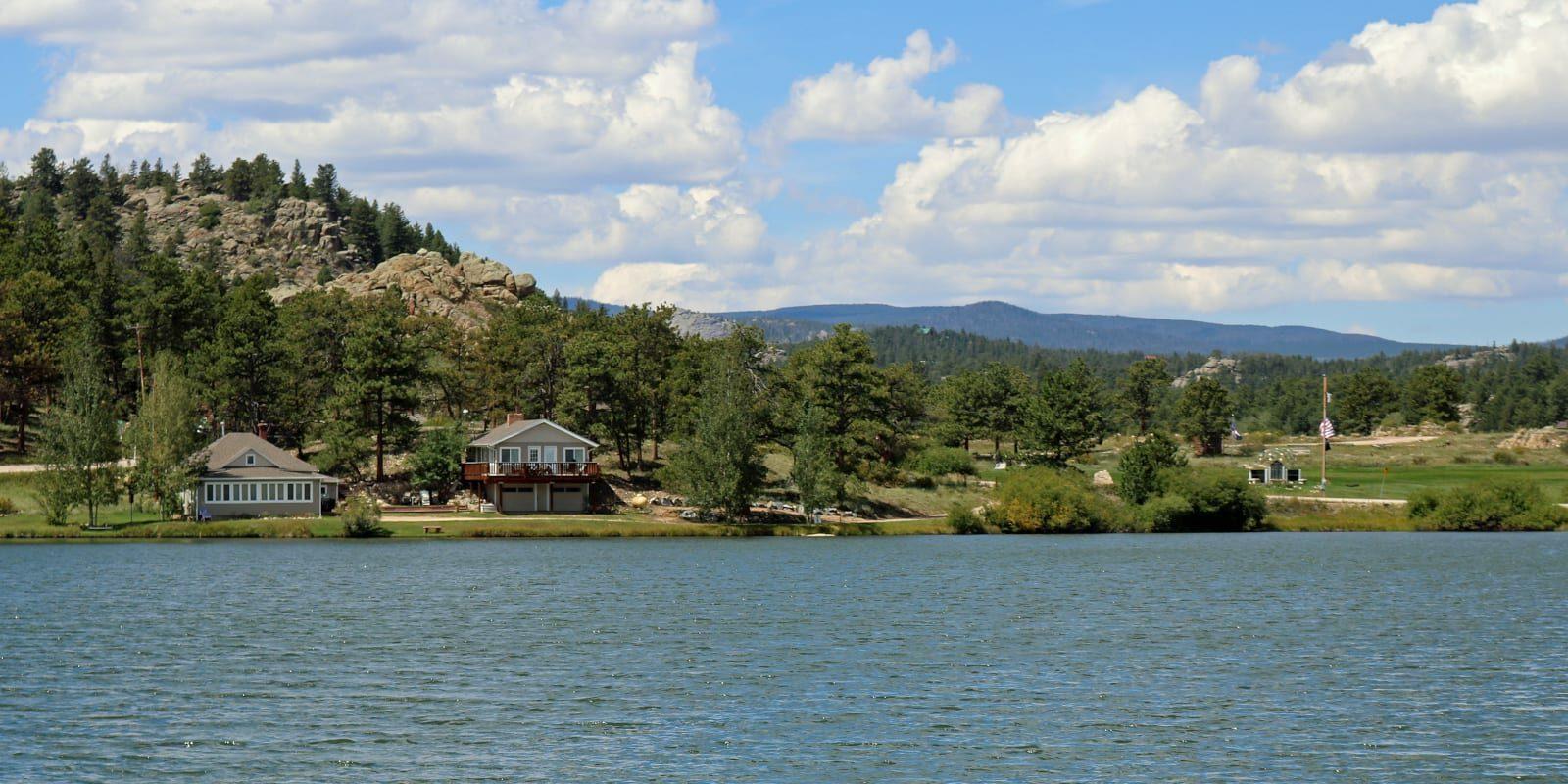 Ramona Lake Red Feather Lakes CO