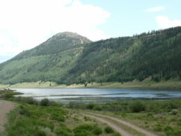 Road Canyon Reservoir Number 1