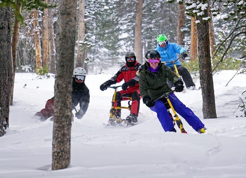 Rogers Snowbike Rentals
