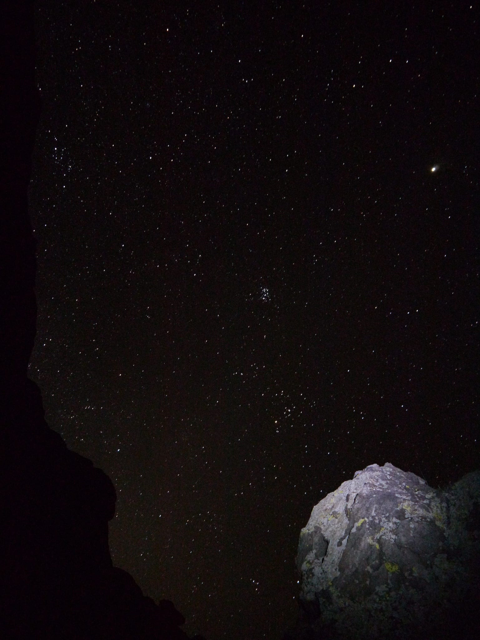 San Luis Valley Conejos County Stars