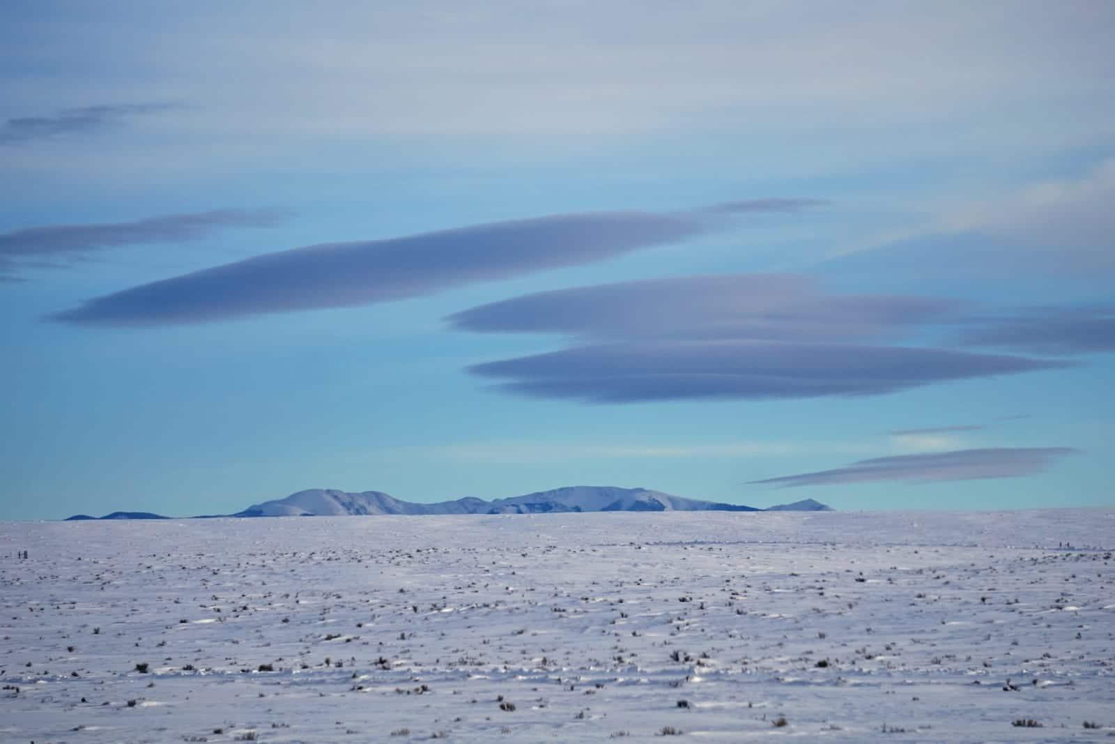 San Luis Valley Winter UFOS