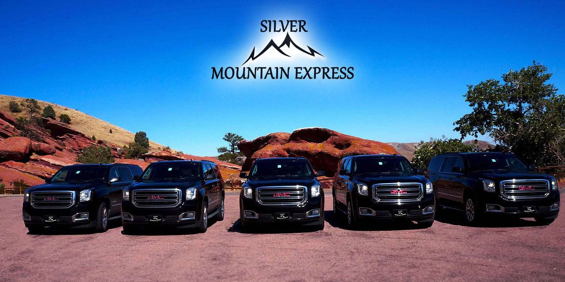 Silver Mountain Express Airport Denver to Vail CO