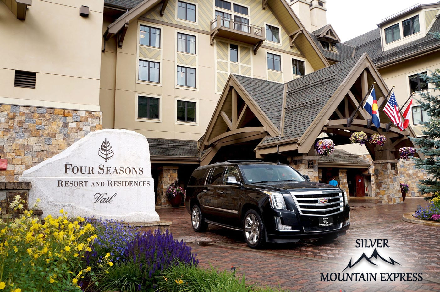 Silver Mountain Express Vail Four Seasons Resort