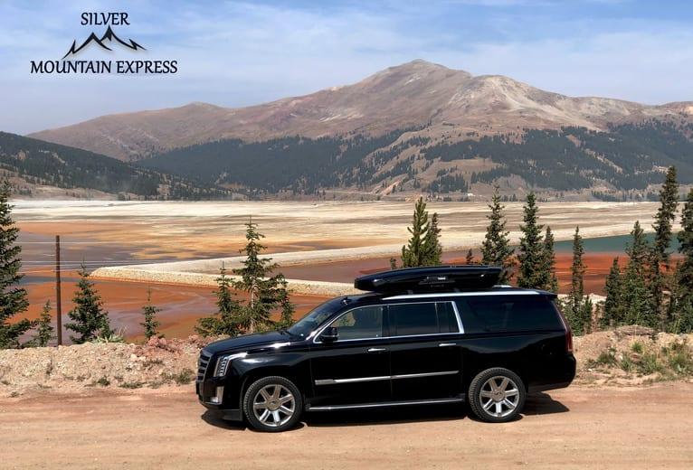 Silver Mountain Express Breck to Denver