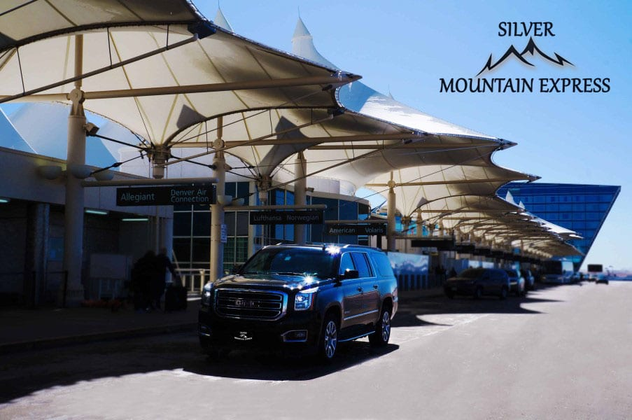Silver Mountain Express Denver International Airport Pickup