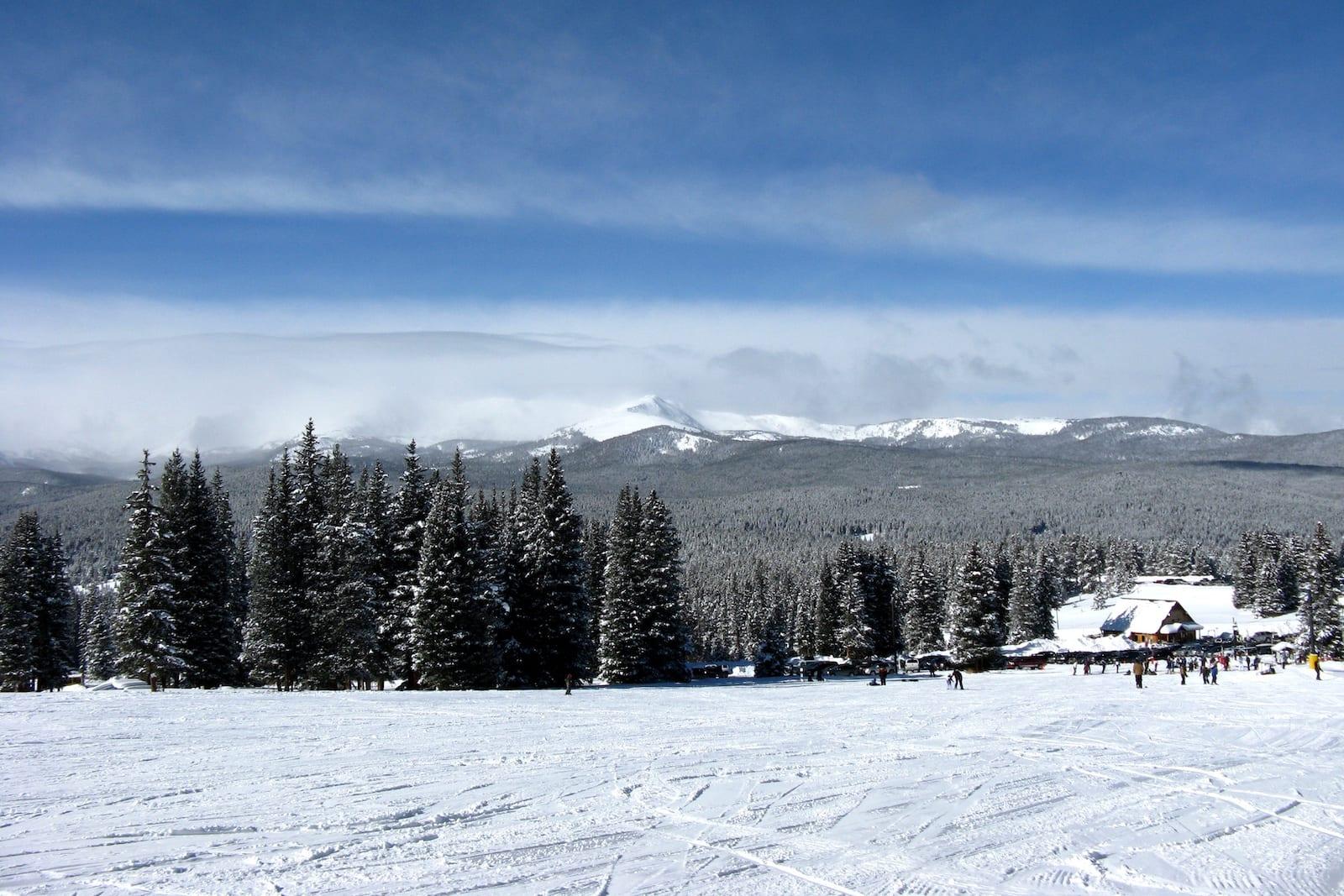 Ski Cooper Leadville CO Bunny Slope