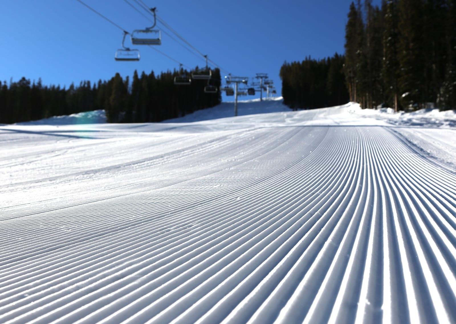 Ski Lingo Beaver Creek Corduroy