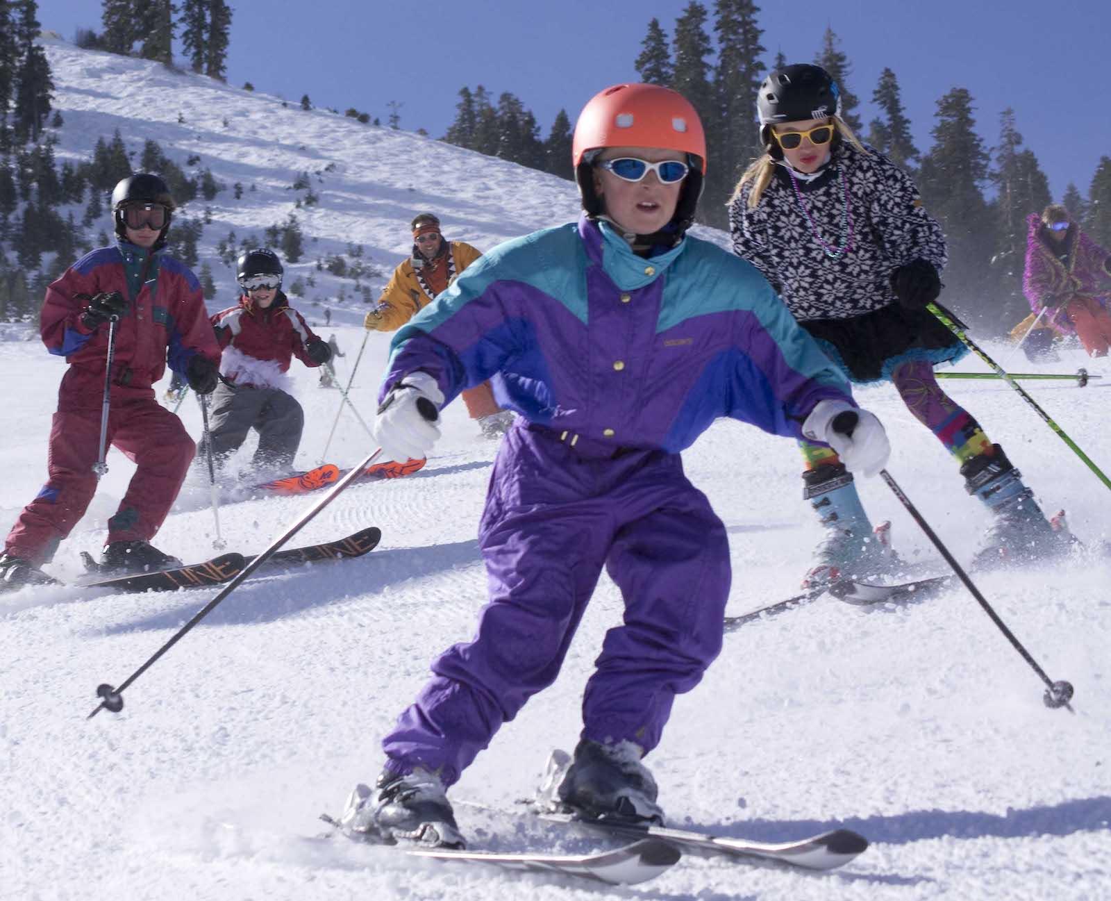 Ski Lingo Onesie Skiers