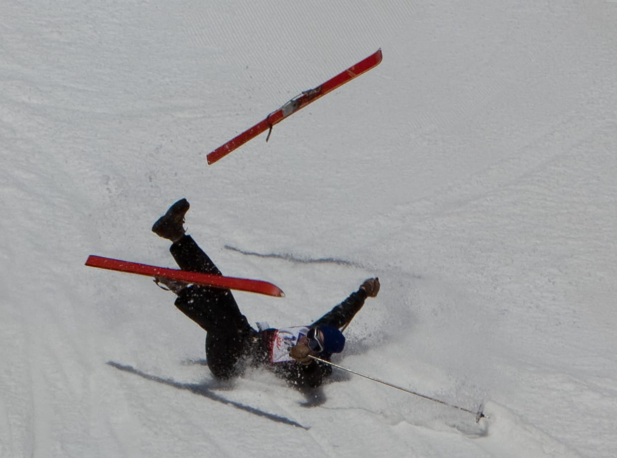 Ski Slang Yard Sale at Stowe
