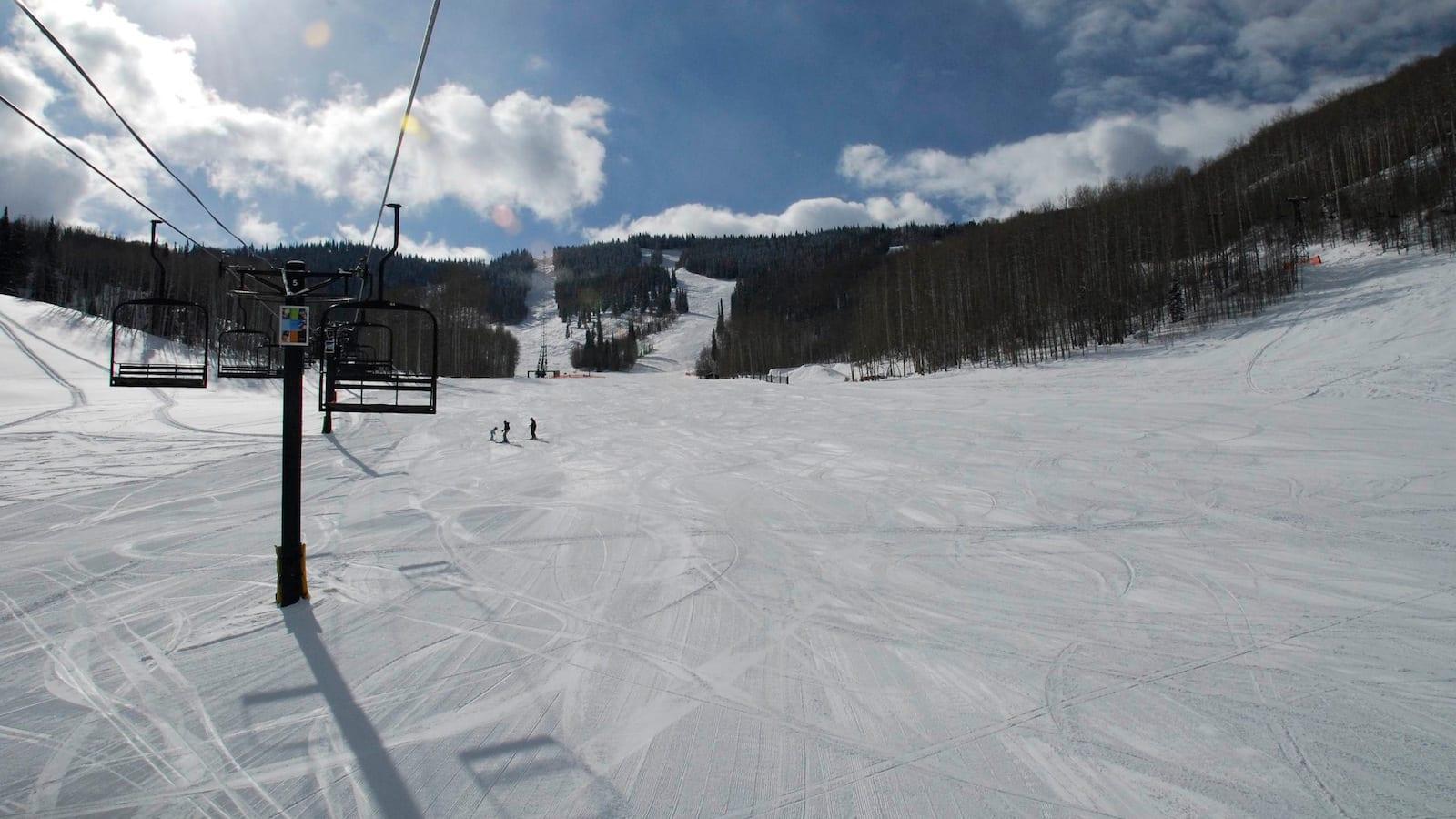 Sunlight Mountain Ski Resort Glenwood Springs CO