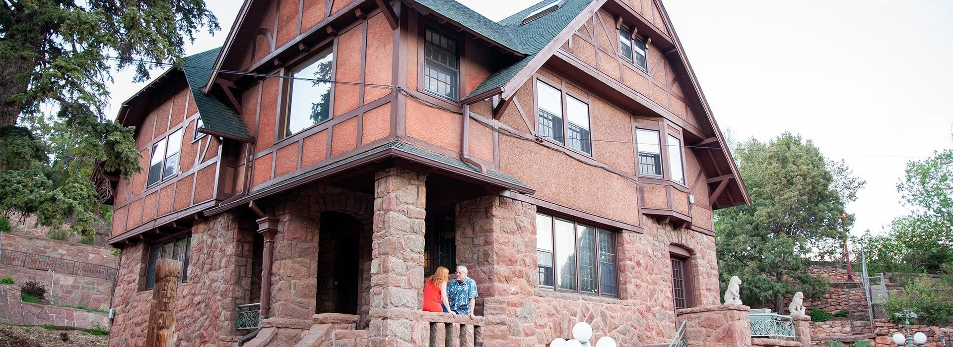 SunMountain Center Bed and Breakfast Manitou Springs CO
