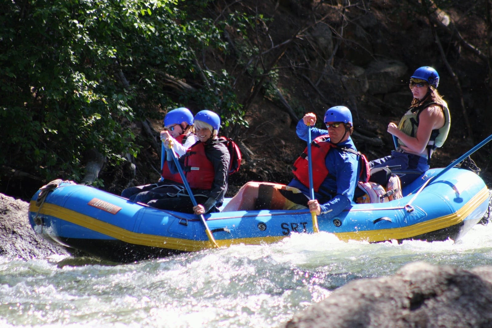 Taylor River Whitewater Rafters