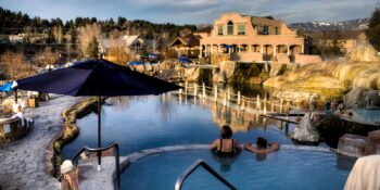 The Springs Resort Pool Pagosa Springs CO