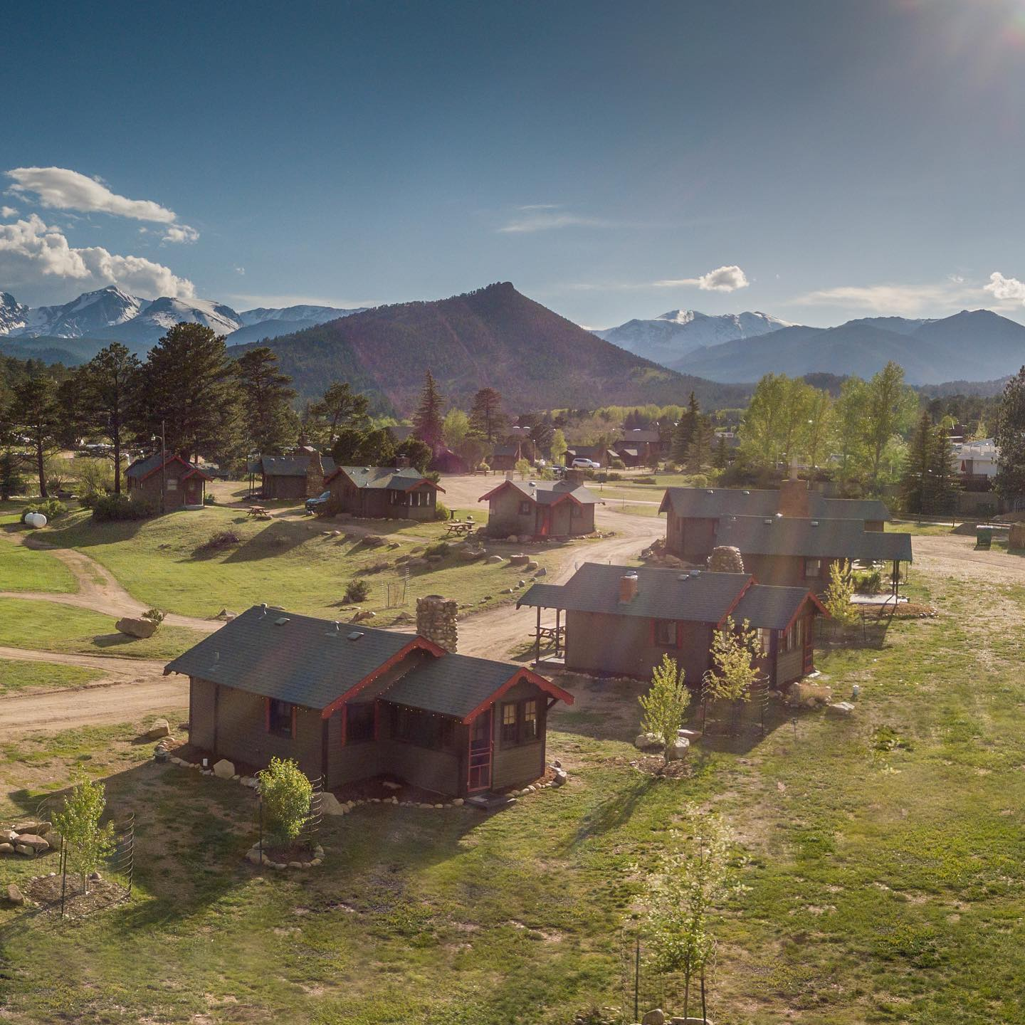 image of trout haven resorts