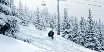 image of vail ski resort