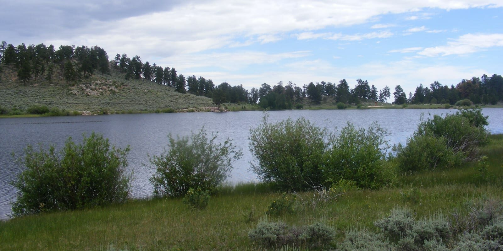 West Lake Campground Red Feather Lakes Colorado