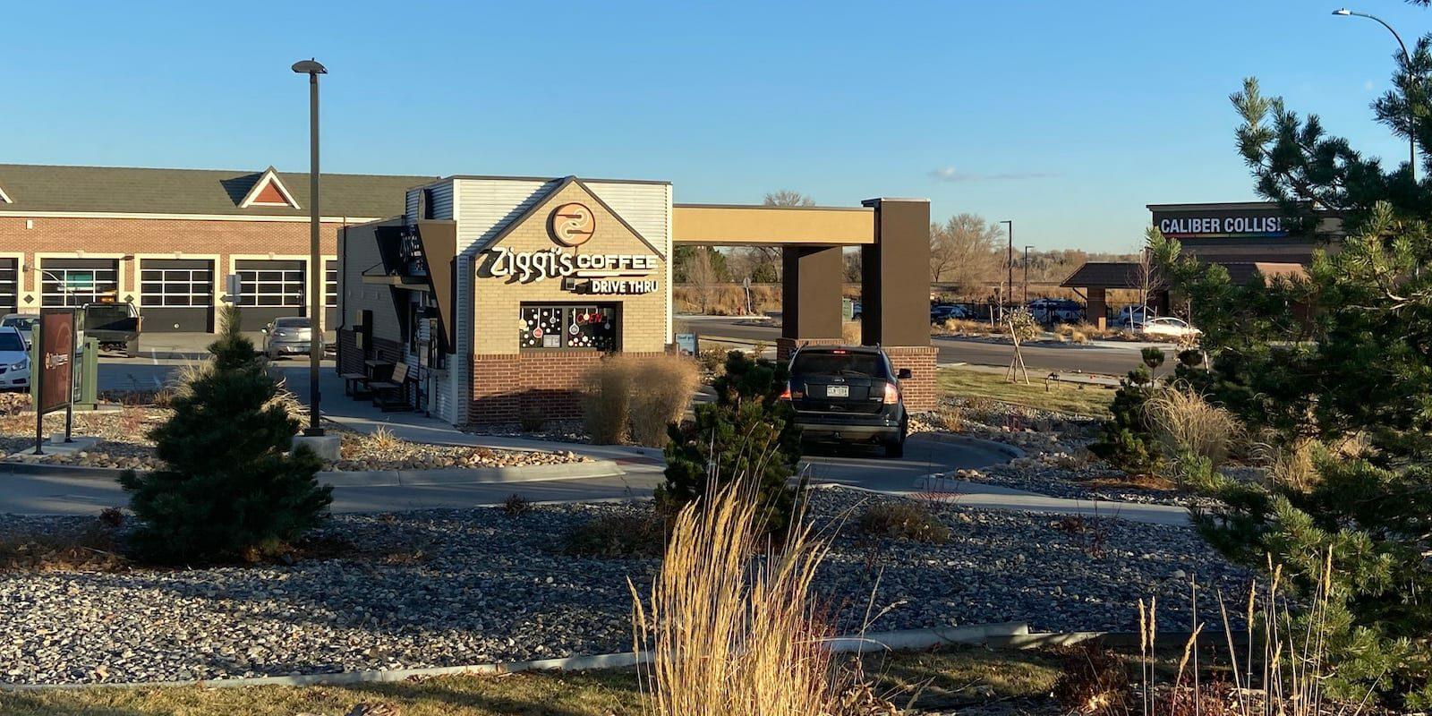 Ziggi's Coffee Drive-Thru Westminster Colorado