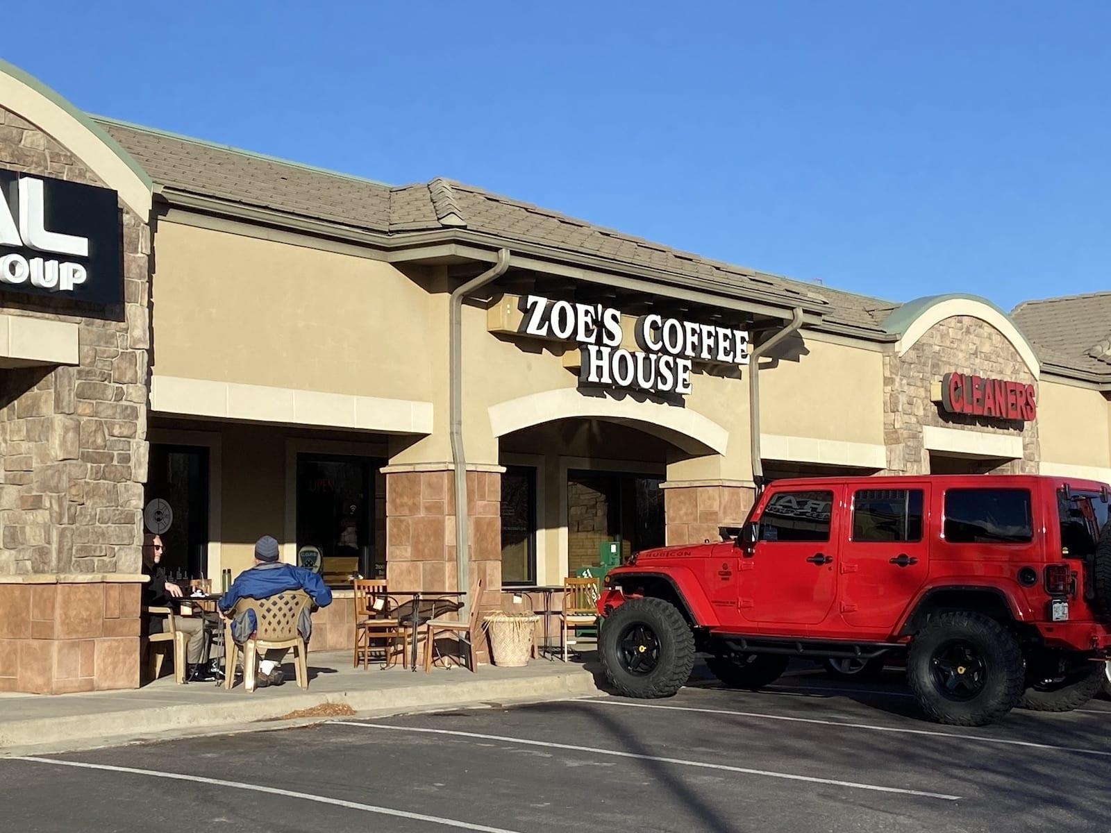 ZOE's Coffee House Westminster CO