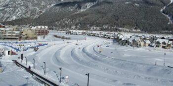 Copper Mountain Snow Tubing Hill