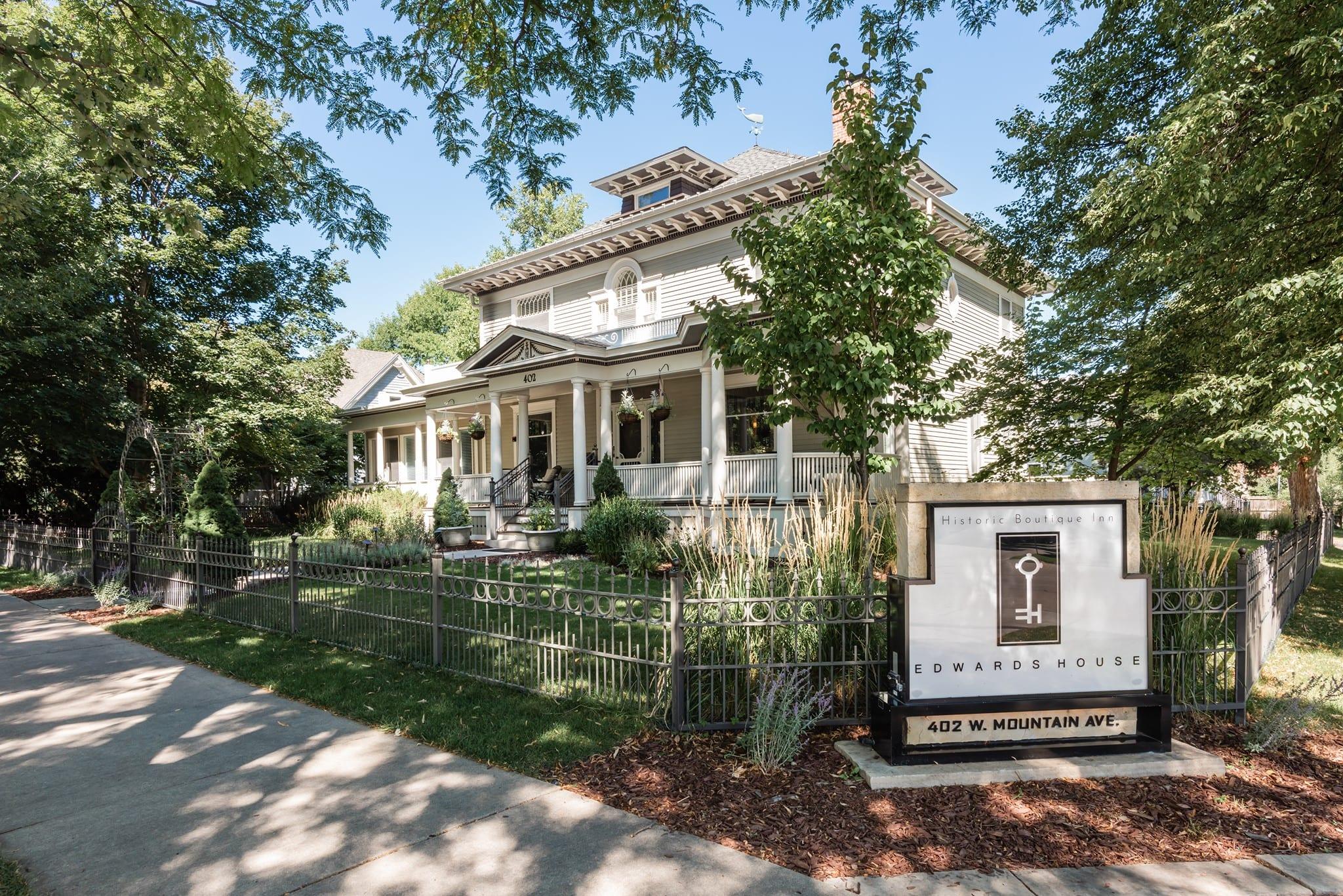 image of edwards house inn