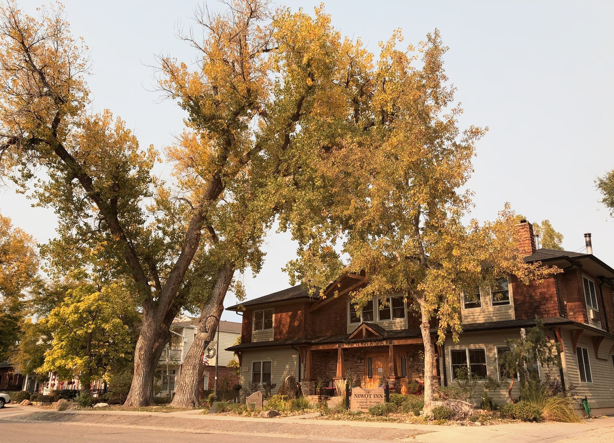 image of niwot inn and spa