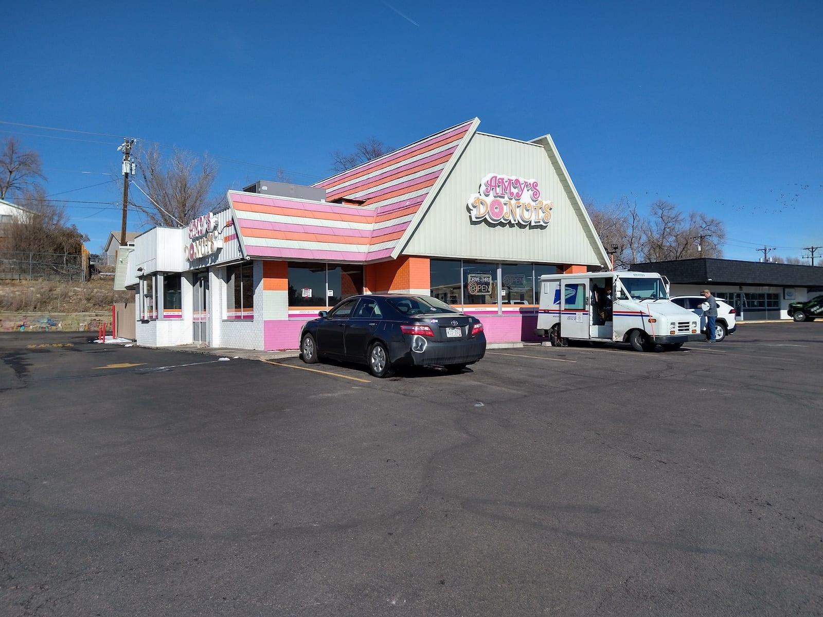 Amy's Donuts Colorado Springs