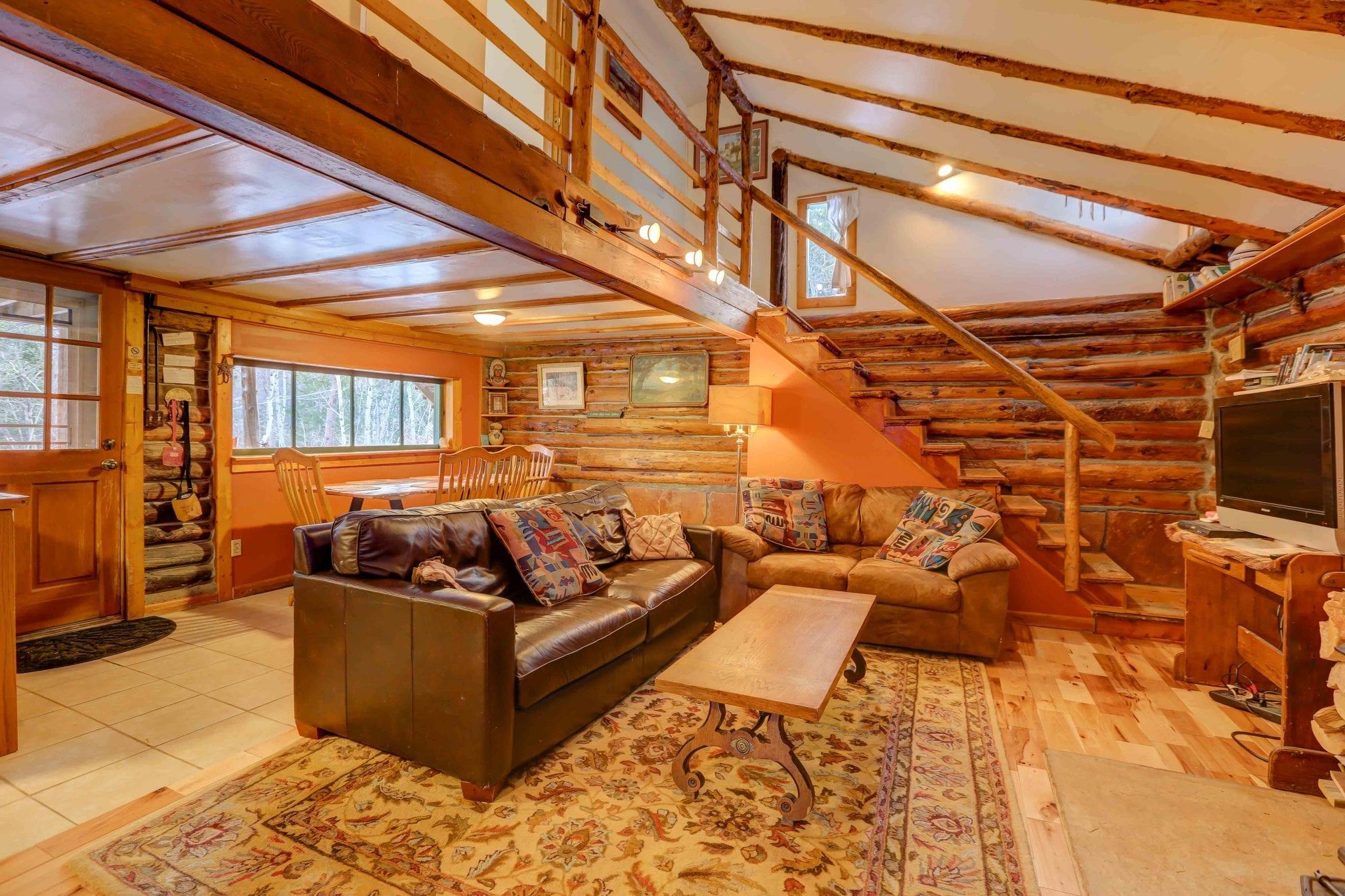 aspen hideout cabin