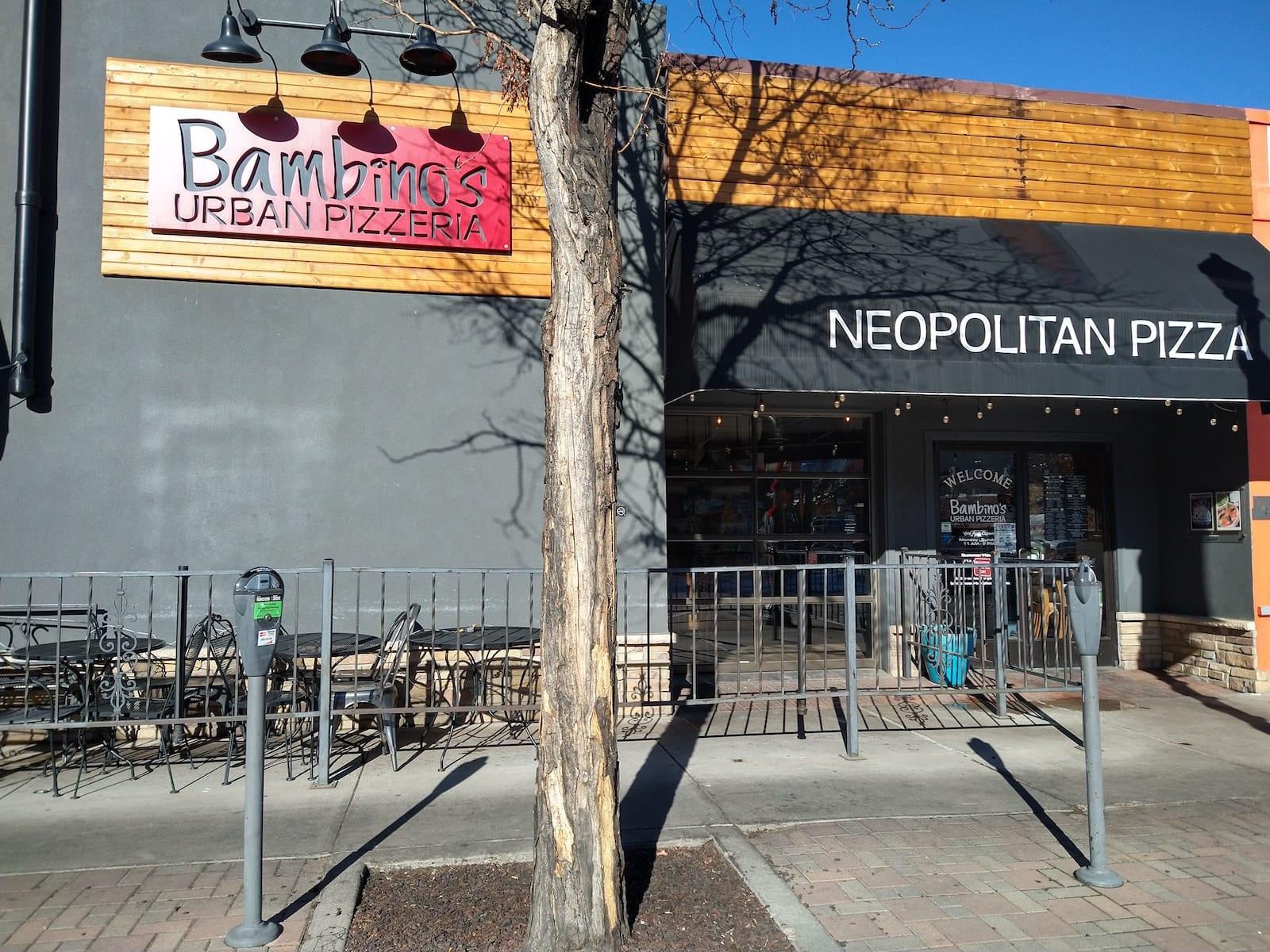 Bambinos Urban Pizzeria Colorado Springs