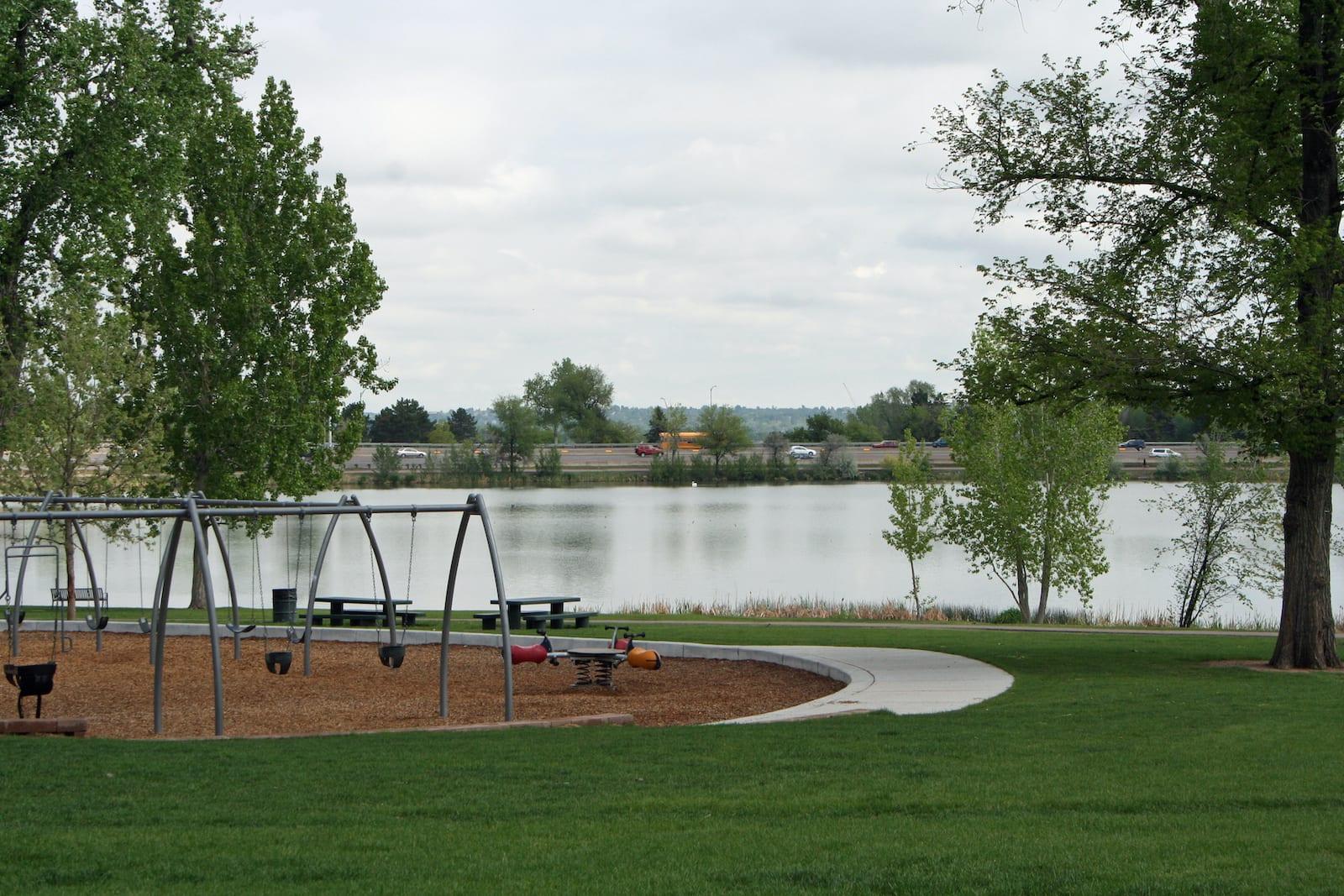 Berkeley Lake Park Playground Denver CO