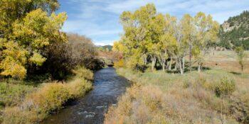 Bosque del Oso State Wildlife Area Colorado