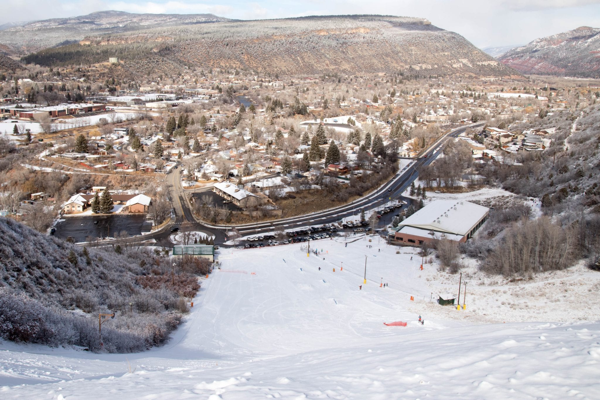 image of chapman hill ski area
