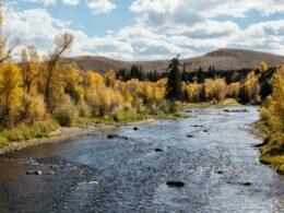 Colorado River, near Parshall, Colorado