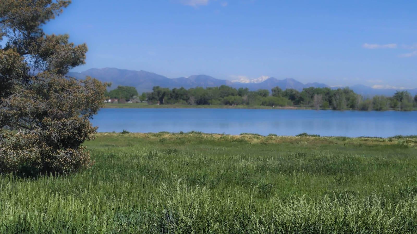 Crown Hill Lake Colorado