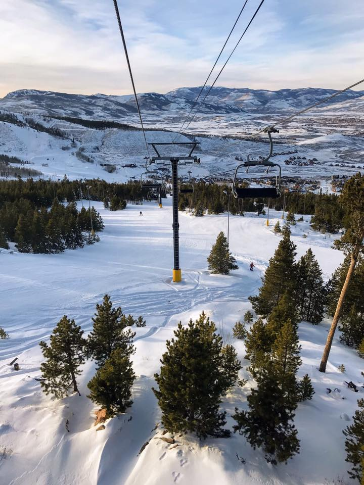 image of granby ski ranch