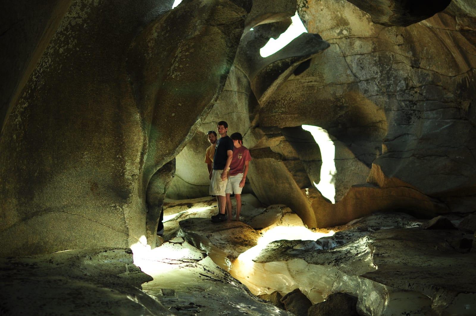 Grottos Ice Caves Aspen CO