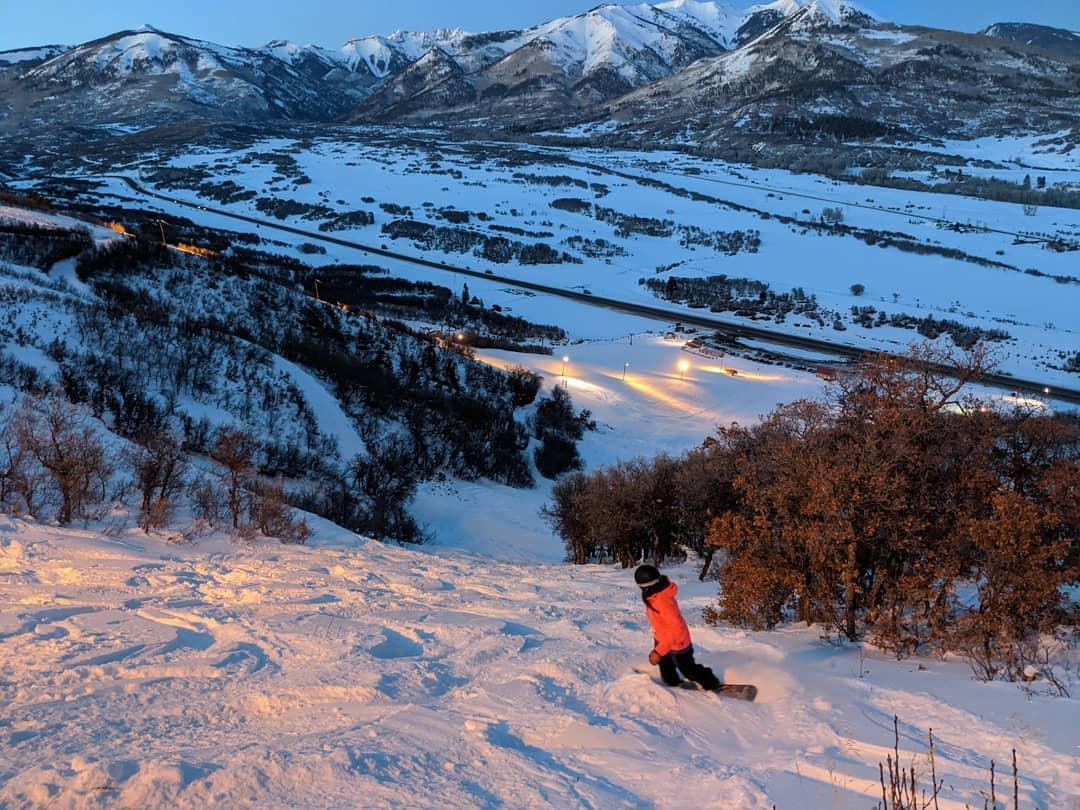 image of hesperus ski area