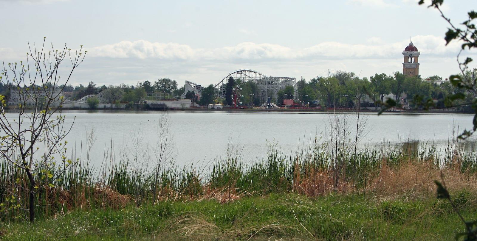 Lakeside Amusement Park Lake Rhoda Denver CO