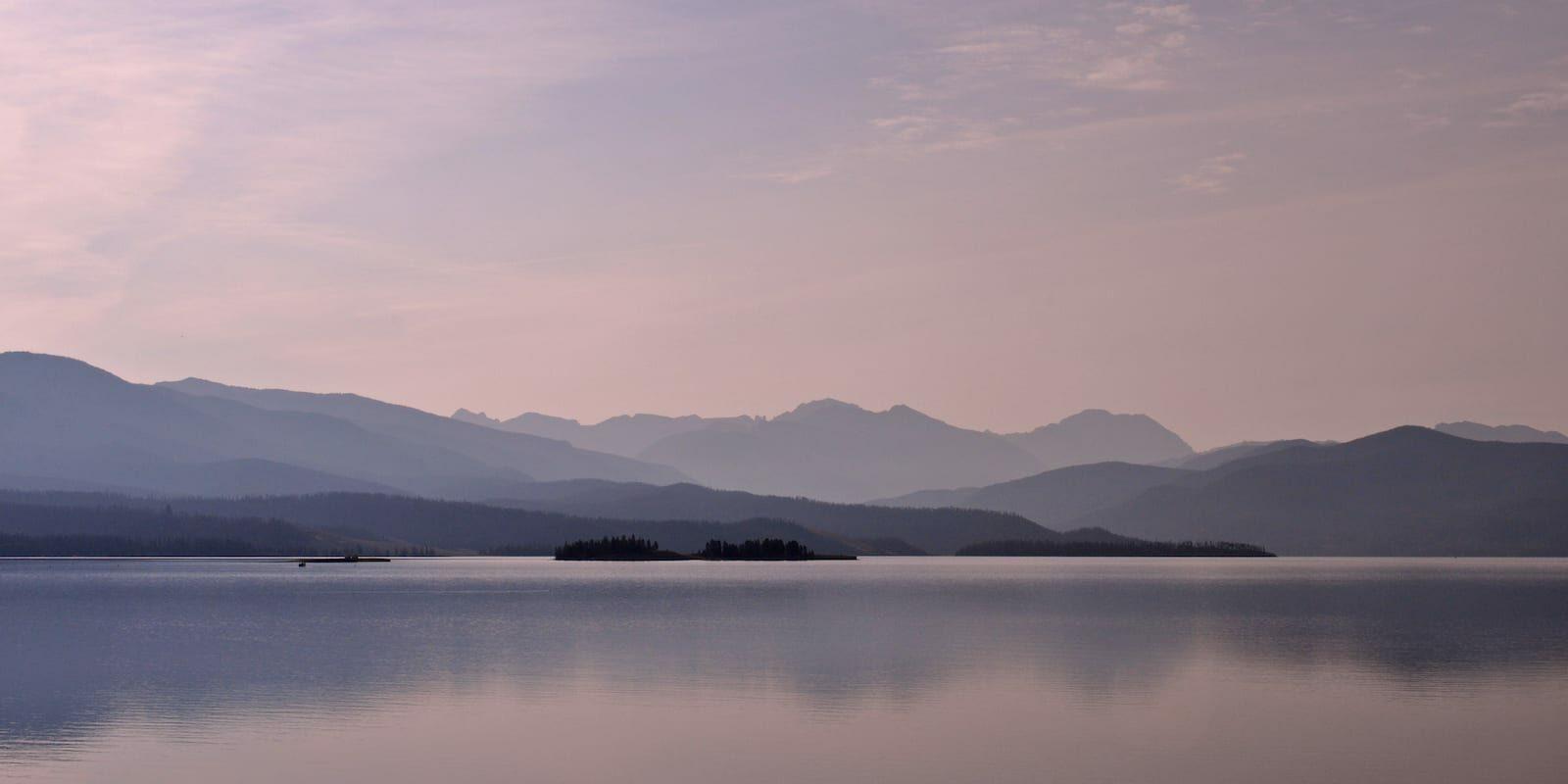 Natural Grand Lake Colorado