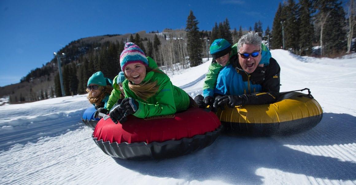 Purgatory Resort Snow Tubing Durango CO