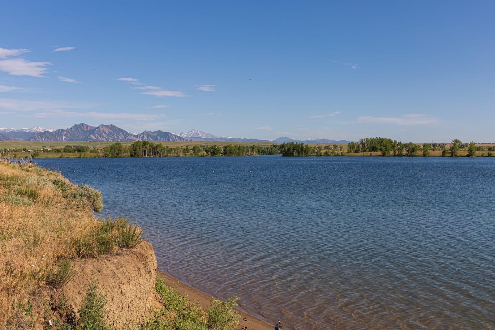 Standley Lake Colorado
