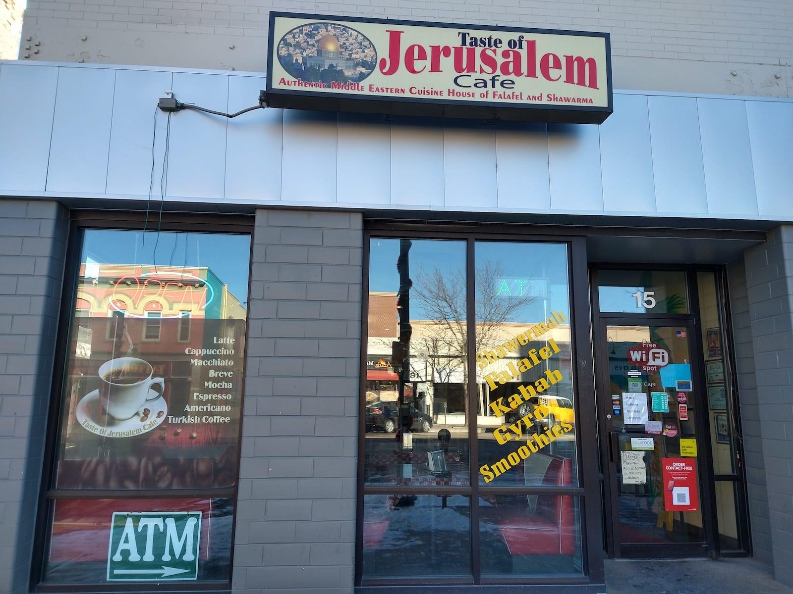 Taste of Jerusalem Cafe Colorado Springs