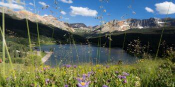 Trout Lake Ophir Colorado