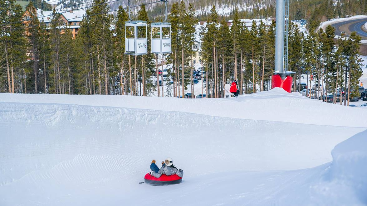 Winter Park Coca-Cola Tubing Hill