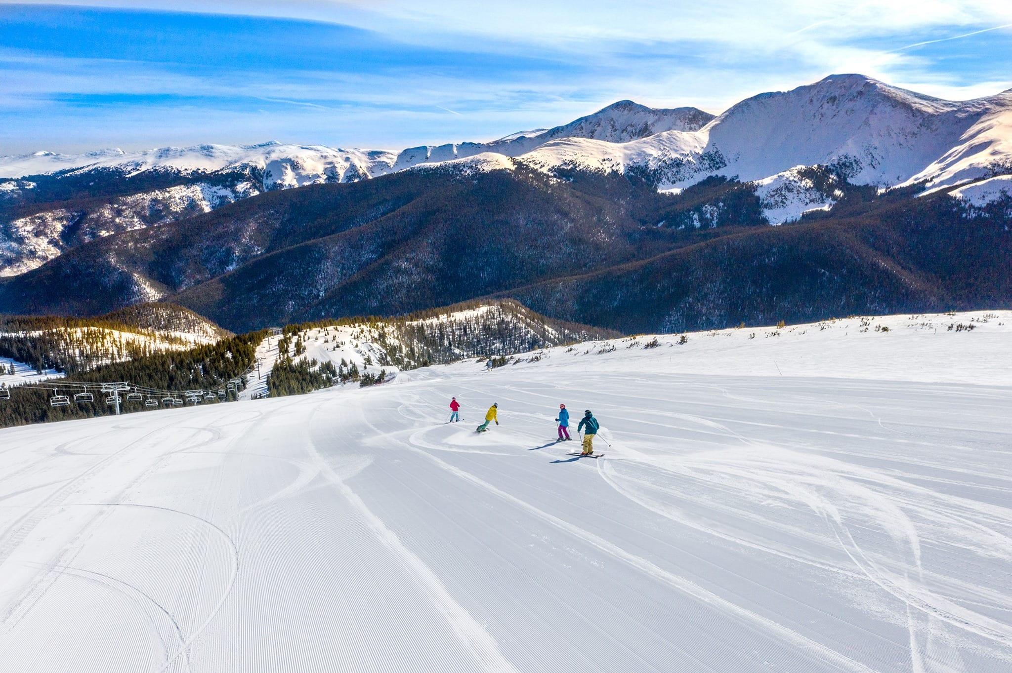 image of winter park ski resort