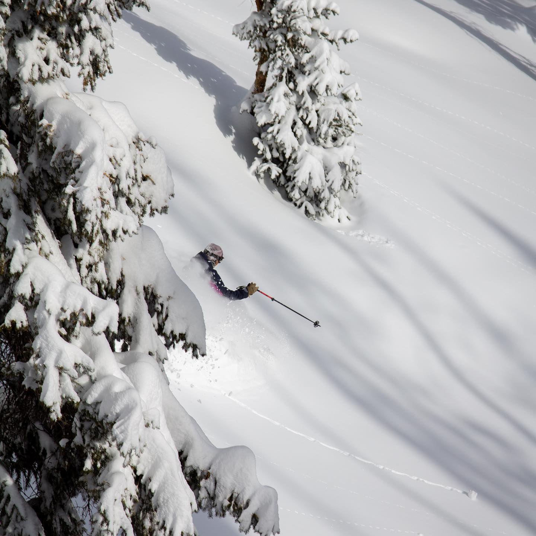 image of wolf creek ski resort