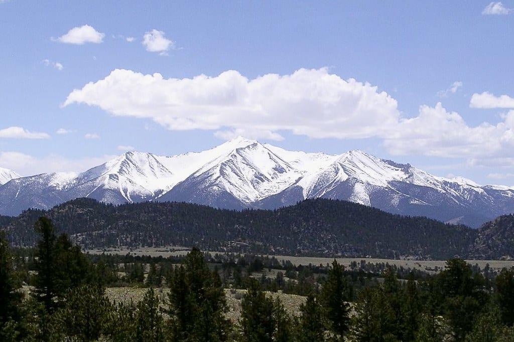 image of collegiate peaks