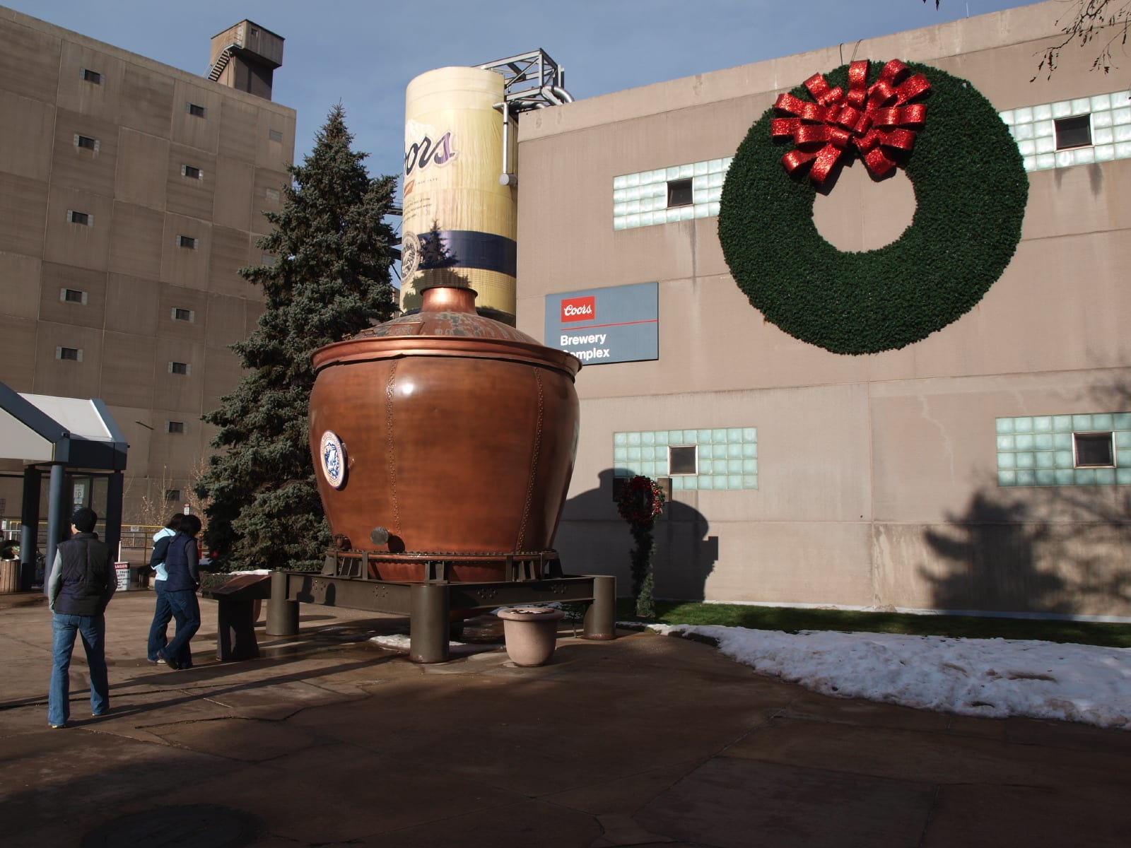 Coors Brewery Tour, CO