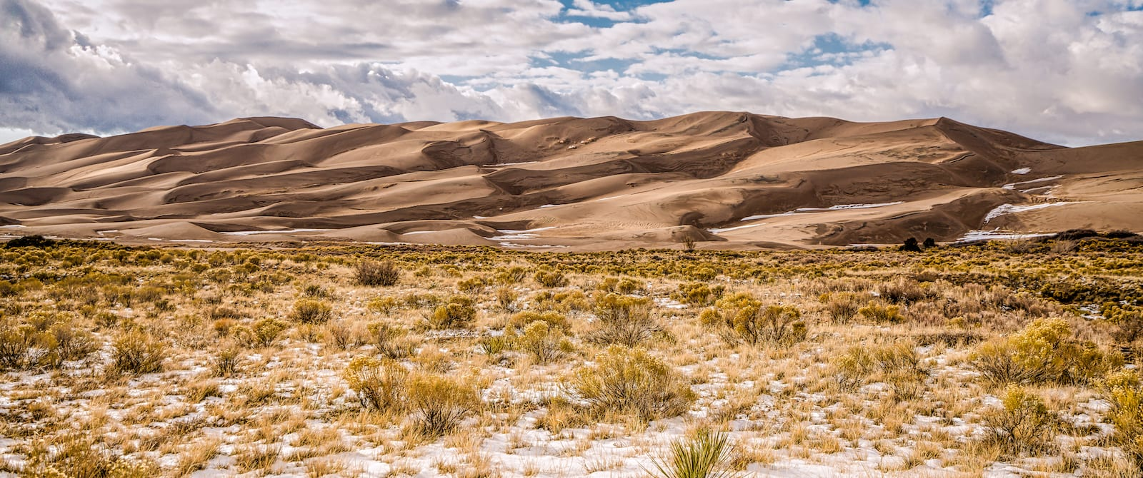 Great Sand Dunes NP & Preserve, CO